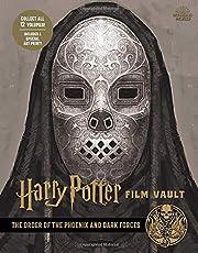 HARRY POTTER FILM VAULT HC 08 ORDER OF PHOENIX & DARK FO: The Order of the Phoenix and Dark Forces