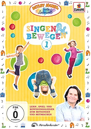 Detlev Jöcker - Singen & Bewegen 1