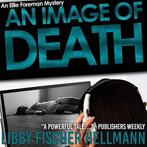 An Image of Death audiobook cover art