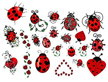 Best lady bug tattoo Reviews