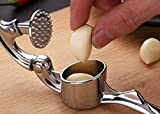Zoom IMG-2 garlic press pressa aglio spremiaglio