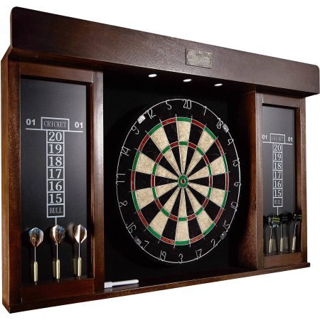 Barrington 40 Dartboard Cabinet With Led Light by Barrington