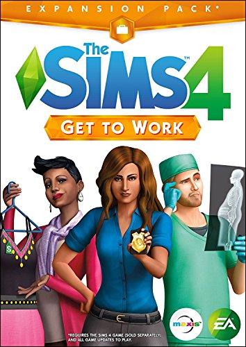 Die Sims 4 - An die Arbeit (EP 1) DLC [PC Origin Instant Access]