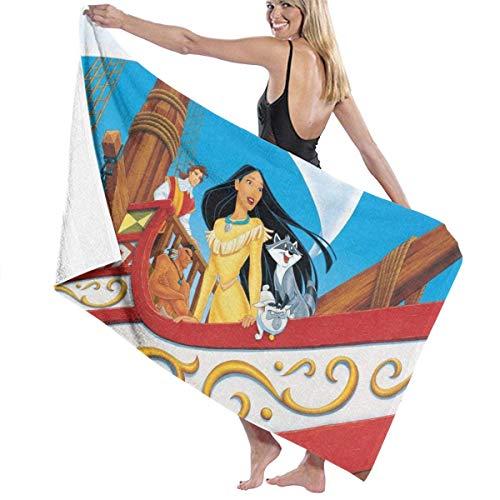 XCNGG Pocahontas (1) Toalla de baño Toallas de playa ligeras portátiles Toalla deportiva de viaje Toalla de tiro y iexcl; \u0026 curren; Super absorbente \u0026 iexcl; \u0026 curren; Ultra Compact \u0
