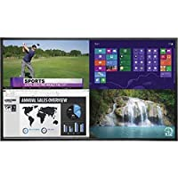 "Planar EP5824K 4K LCD Display - 58"" LCD - 3840 x 2160 - Edge LED - 500 Nit - 2160p - HDMI - USB - SerialEthernet - TAA Compliant - TAA Compliance"