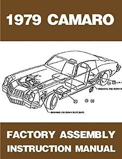 Best 1979 camaro repair manual Reviews