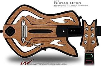 Wood Grain - Oak 02 Decal Style Skin - fits Warriors Of Rock Guitar Hero Guitar (GUITAR NOT INCLUDED)