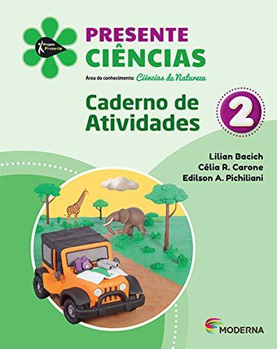 Presente Ciências 2 Edição 5 Caderno