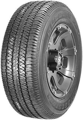 Bridgestone Dueler H/T 684II Highway Terrain SUV Tire P265/65R17 110 S (30456)