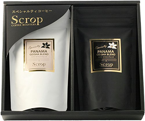 ScropCOFFEEROASTERS(スクロップコーヒーロースターズ)『Scropギフトセット(GG-B2)』