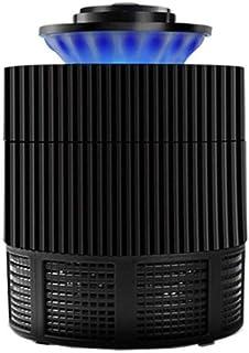 Jieer Lámpara Antimosquitos, Lámpara Repelente de Mosquitos Muda, Altavoz LED de Moda Inteligente A Prueba de Agua, Recargable por USB, Insecto de luz de Tienda