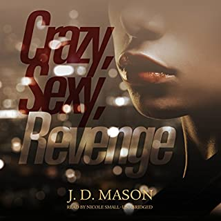 Crazy, Sexy, Revenge audiobook cover art