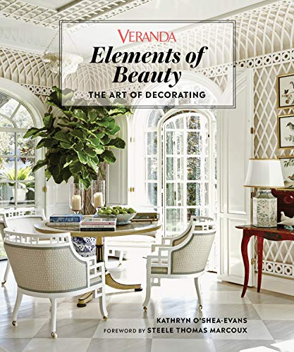 Veranda Elements of Beauty: The Art of Decorating (English Edition)