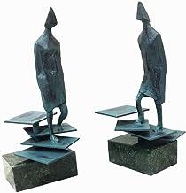 Abstracte figuur sculptuur decoratie ambachtelijke grote vloer zachte decoratie