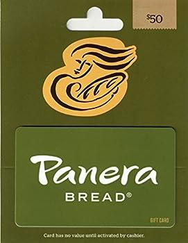 $50 Panera Bread Gift Card