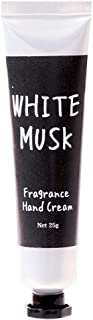ノルコーポレーション John's Blend ハンドクリーム ミニ 保湿成分配合 OA-JON-29-1 ホワイトムスクの香り 25g