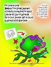 For Czech in Czech Whimsical Trees Dream Landscapes A Creativity Coloring Book For Adults Learn the Art Style of Surrealism Use to Color, Decorate, ... Artist Grace Divine (Czech Edition)