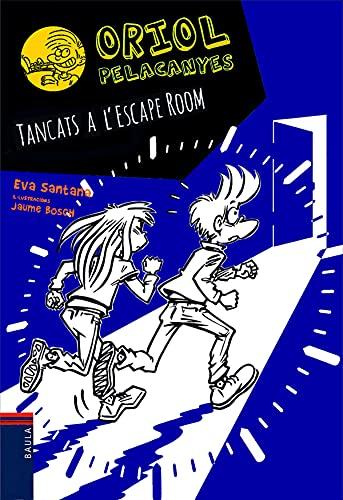 Tancats a l'Escape Room: 15 (Oriol Pelacanyes)