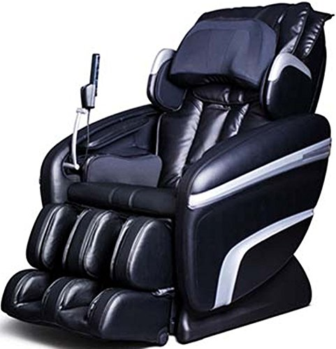 Osaki OS6000A Model OS-6000 Deluxe Massage Chair, Black, Zero Gravity, 3D Massage Technology, Computer Body Scan, Arm and Hand Massage, MP3 & iPod Connection with Built in Speakers