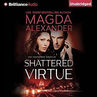 Shattered Virtue audiobook cover art