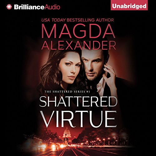 Shattered Virtue audiobook cover art