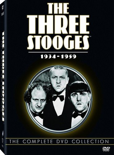 The Three Stooges: The Complete DVD Collection