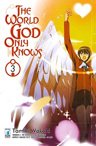 The world god only knows (Vol. 3)