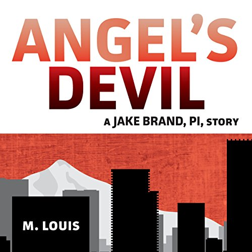 Angel's Devil audiobook cover art