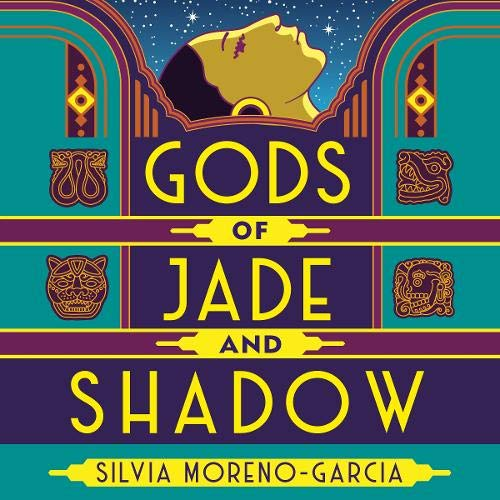 Gods of Jade and Shadow cover art