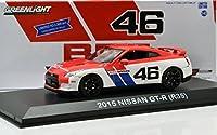 "GREENLIGHT 1:43SCALE MIJO EXCLUSIVES - 2015 NISSAN GT-R (R35) BRE RAICNG"" グリーンライト Mijo toys限定 1:43スケール 「2006日産 ニッサン GT-R (R35)BRE RAICNG」 51069 [並行輸入品]"