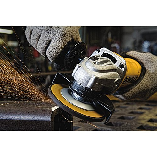 DeWalt DWE402 In Use
