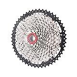 MTB 12S 11-50T Cassette Bicicleta De Montaña 12 Velocidades 50T Rueda Libre De Relación Amplia para K7 Eagle XX1 X01 X1 GX Cassettes y piñones