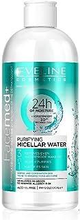Eveline Face Med+ Hyaluronic Make-Up Remover Oily Skin Combination Skin 400 ml