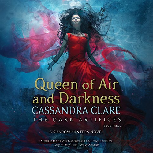 Queen of Air and Darkness audiobook cover art