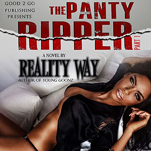 The Panty Ripper audiobook cover art