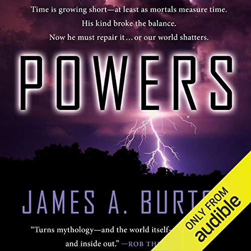 Powers cover art