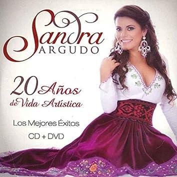 Sandra Argudo 20 años