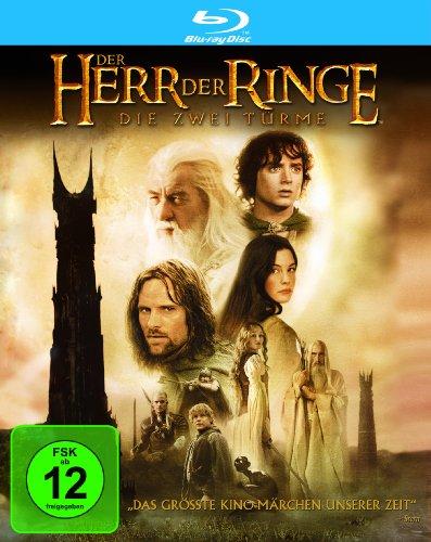 Der Herr der Ringe - Die zwei Türme [Blu-ray]