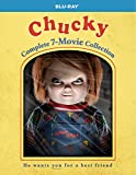 Chucky: Complete 7-Movie Collection [Edizione: Stati Uniti] [Italia] [Blu-ray]