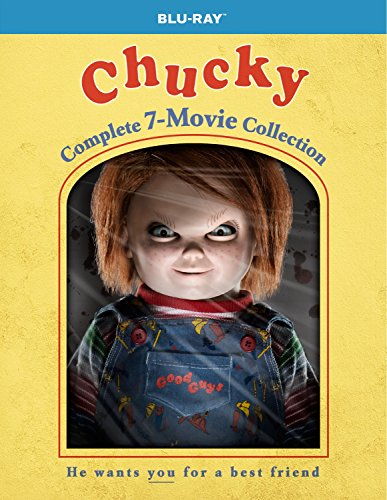 Chucky: Complete 7-Movie Collection on Blu-ray $19.99 (Was $35)