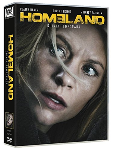 Homeland Temporada 5 [DVD]