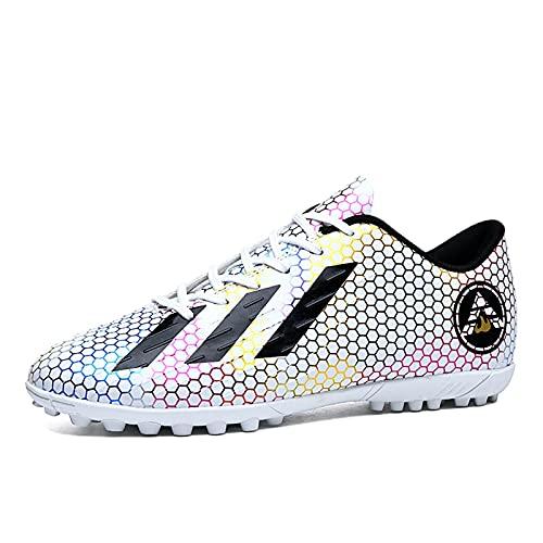 Cacagie Football Shoes Cleats Atletica Juventud Formación Zapatillas para Niños Formación para...