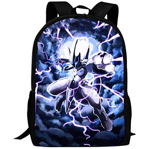 Mochila de Viaje Computer Backpack,Lightning Mew-Two | School Bags Multiple Pockets Backpack for Kids/Youth/Boys/Girls