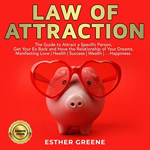 Law of Attraction Audiobook By Esther Greene cover art