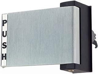Push Paddle Handle for Adams Rite Storefront Doors, Aluminum, Choose Handing (Push to Right)