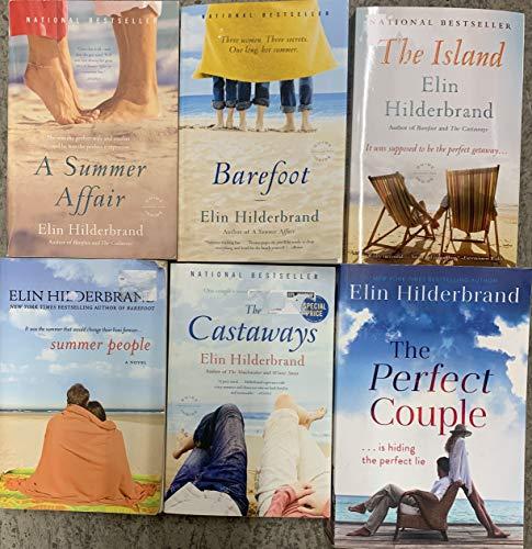 Elin Hilderbrand Fiction Collection 6 Book Set