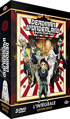 Deadman Wonderland - L'intégrale [Francia] [DVD]