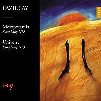 Mesopotamia: Universe by Borusan Istanbul Philharmonic Orchestra (2013-10-29)