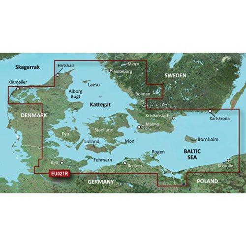 Garmin BC g2 HXEU021R Denmark East and Sweden Southeast