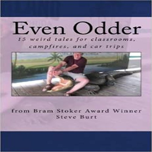 Even Odder: More Stories to Chill the Heart audiobook cover art